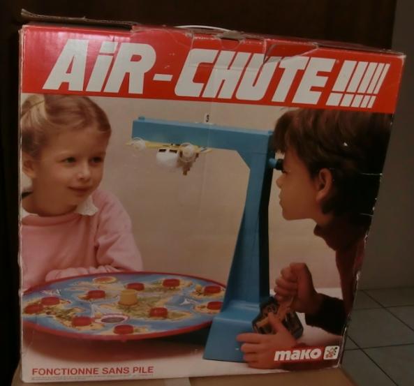 AIR CHUTE - Mako - 1984 120317091816668849594409