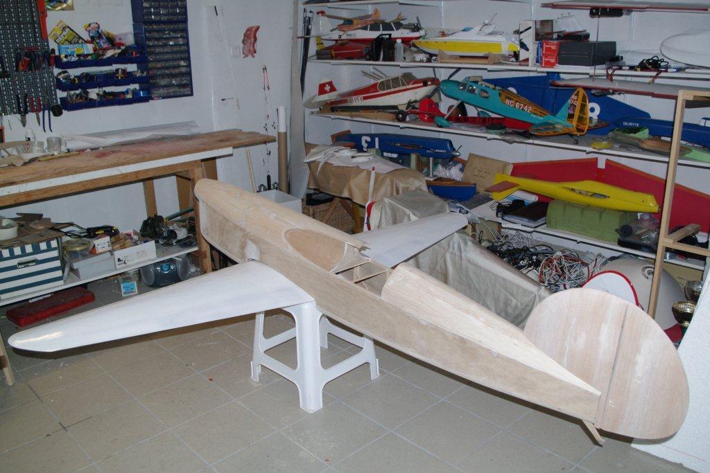 La construction du Caudron C561 au 1/3 - Page 2 120317095743912039594600