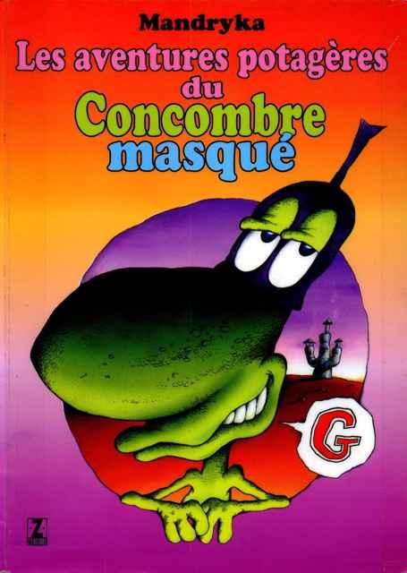 Le Concombre masque[CBR][BDFr]