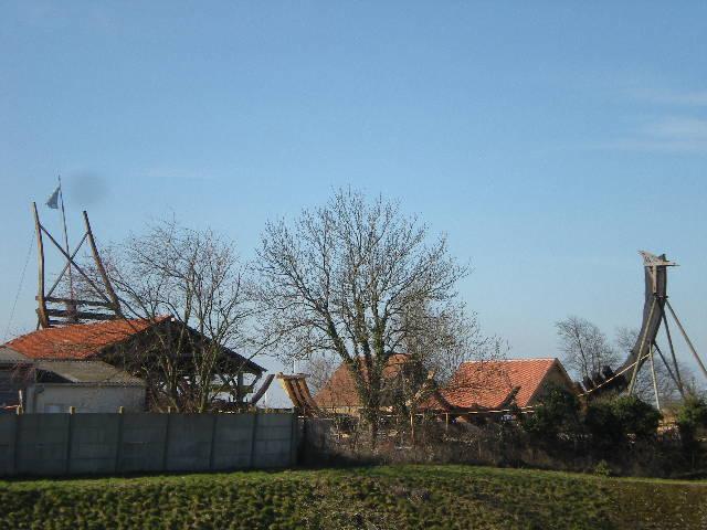 Bouw van het schip van Jean Bart in Grevelingen 1203200538381419619607691