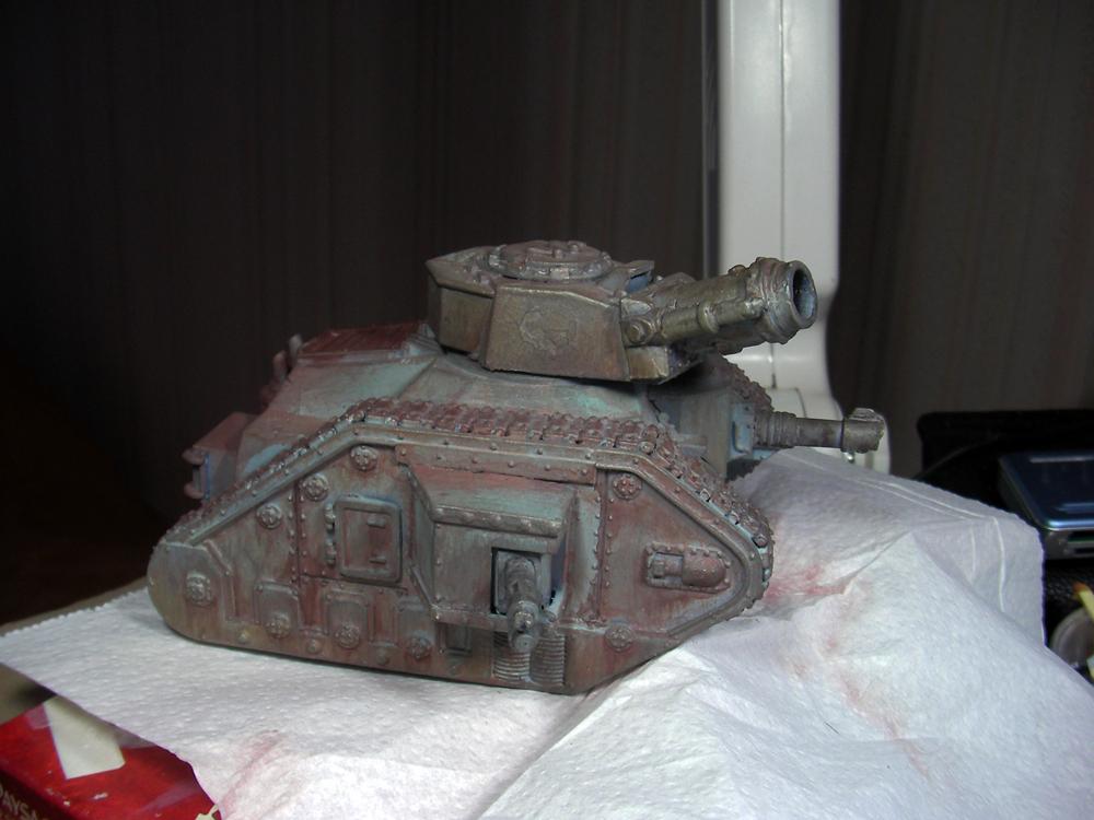 Warhammer 40K, Char predator 120322073004602619616789