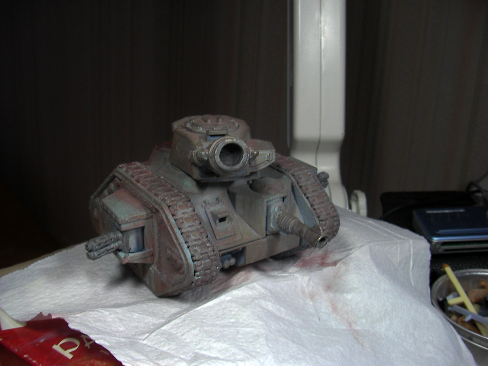 Warhammer 40K, Char predator 120322073144602619616798