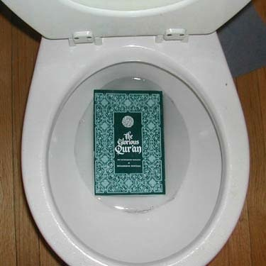 Koran-toilet
