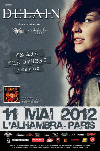 We Are The Others Tour @ Paris