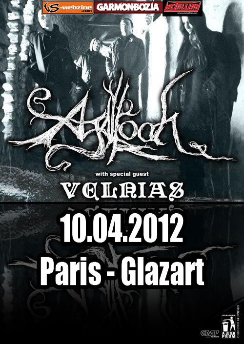 Agalloch @ Paris