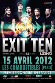 Exit Ten @ Paris
