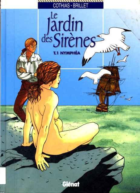 Le jardin des Sirènes   2 Tomes