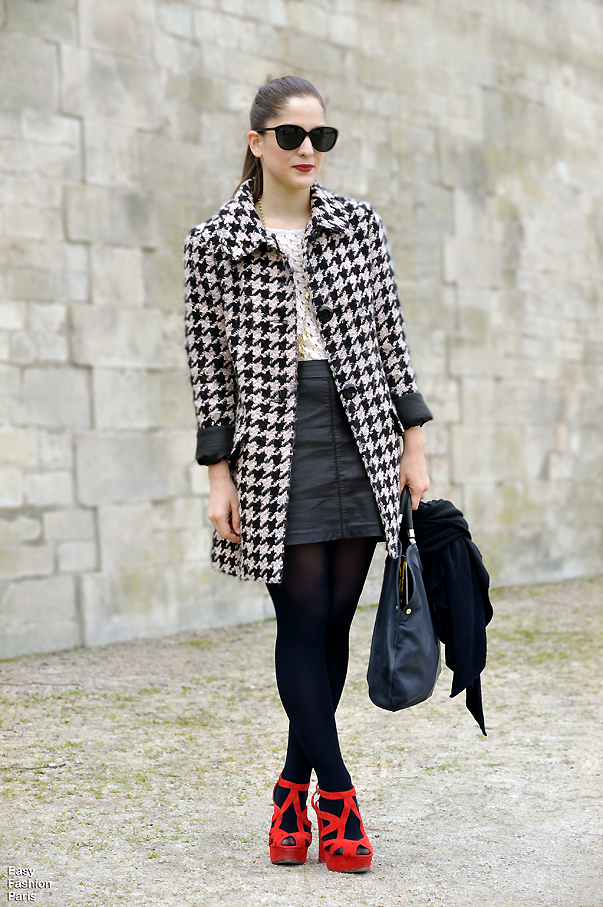 Easy Fashion Helena Les Tuileries Paris