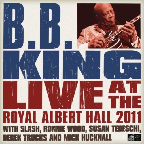 B.B. King - Live At Royal Albert Hall 2011 (2012) [TB]
