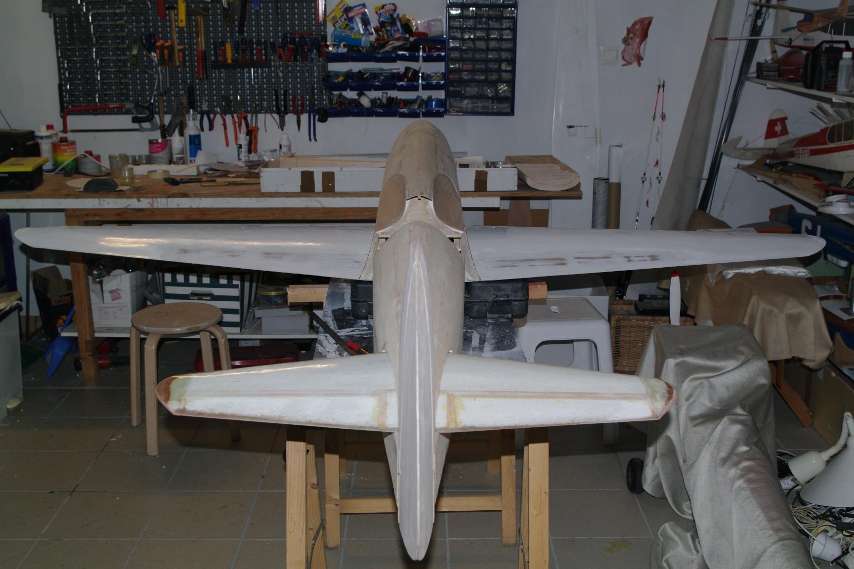 La construction du Caudron C561 au 1/3 - Page 2 120328085105912039642259