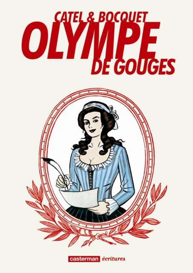 Olympe de Gouges de Bocquet et Catel 120331091256735219651413