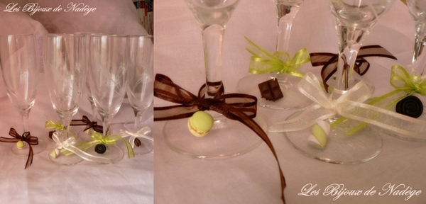 marque place verre gourmand anis chocolat