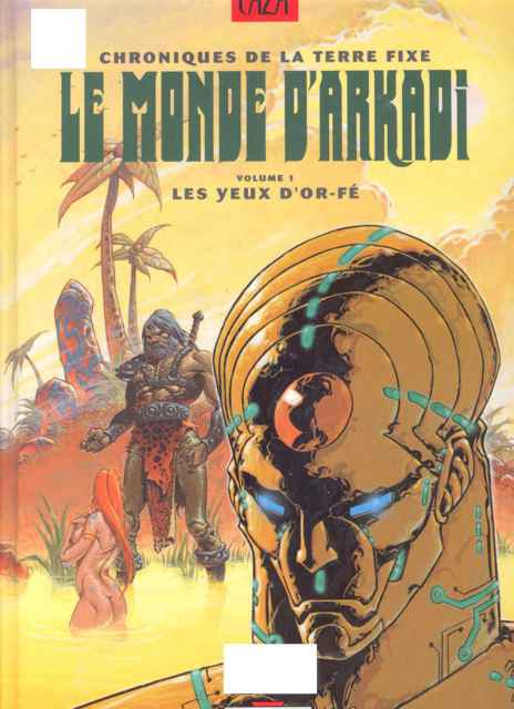Le Monde d'Arkadi