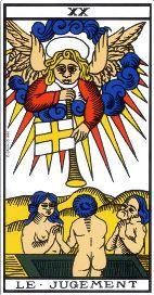 """La carte du tarot """"Le Jugement"""" 120403111739385009667551"""