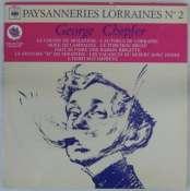 CHEPFER GEORGE - Paysanneries Lorraines N°2 - LP