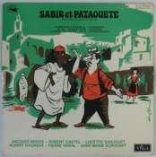 BEDOS JACQUES - Sabir et Pataouète - 33T