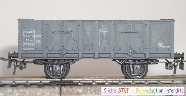 VB tombereau zamak façon métal gris P1011001