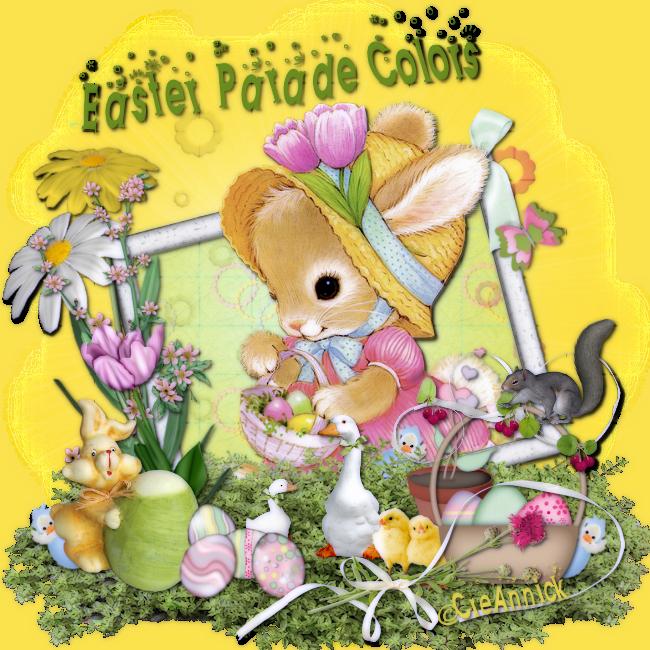Prix Concours Happy Easter Parades 1204050545281206619677802