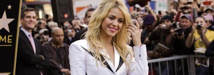 1204050105281432129675867 Shakira nominée par le magazine Time