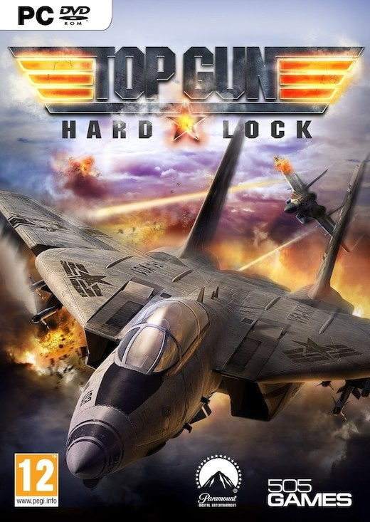 Top Gun: Hard Lock Poster