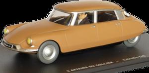 Citroën DS Eligor (Blake & Mortimer,