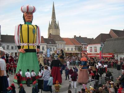 Jumelages tussen Vlaamse gemeenten van Frankrijk en van België 1204071052241419619685040