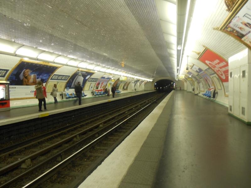 Métro Michel Ange Molitor ligne 9