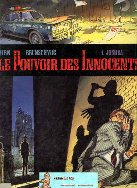 Le Pouvoir des innocents[PDF][BDFr]