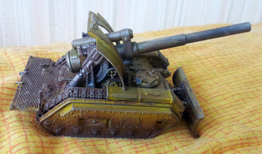 Warhammer 40K, Char predator - Page 2 120409035922602619695814