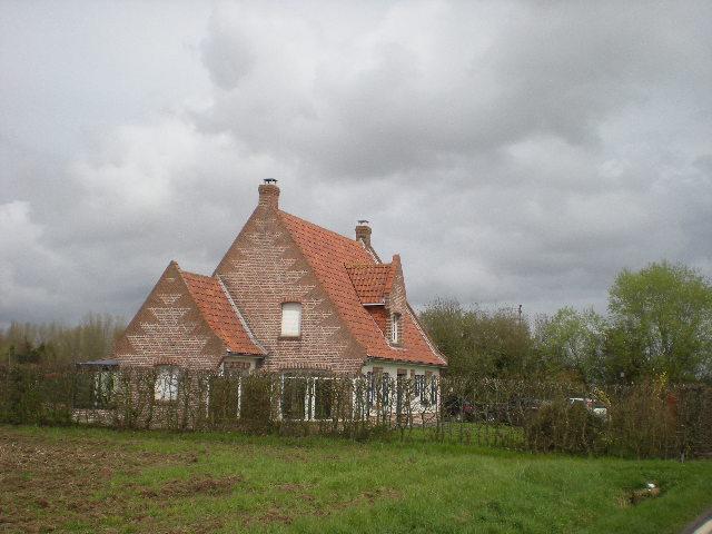 Nieuwe traditionele huizen in Frans-Vlaanderen 1204100545021419619700818
