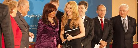 1204100550211432129700833 Shakira sera en Colombie pour ALAS !