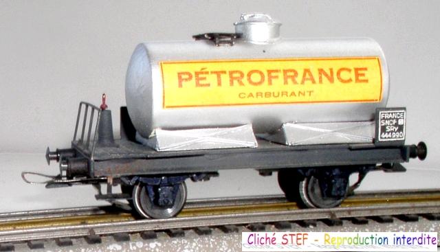 Wagons à 2 ess maquette citernes, foudres 120411040406878979704642