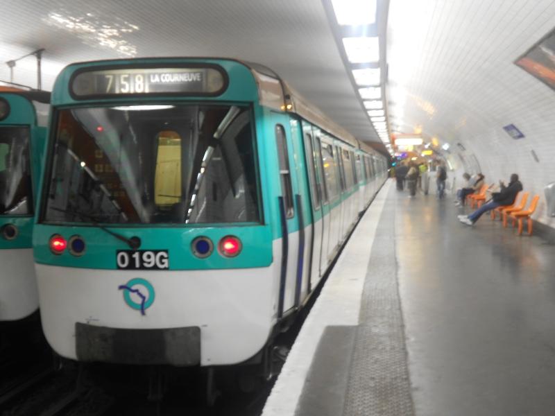 MF77 ligne 7