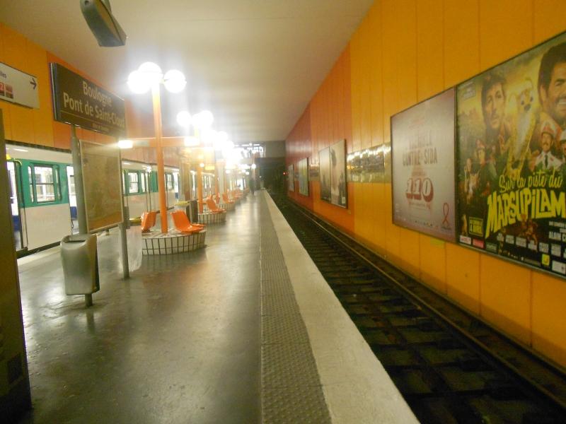 Métro Boulogne ligne 10
