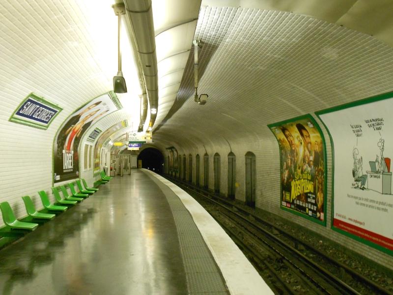 Métro Saint-Georges ligne 12