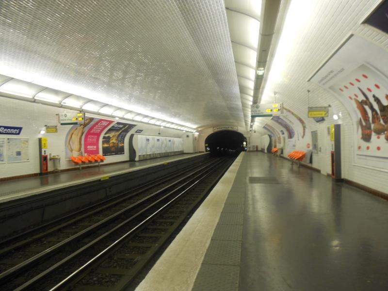 Métro Rennes ligne 12