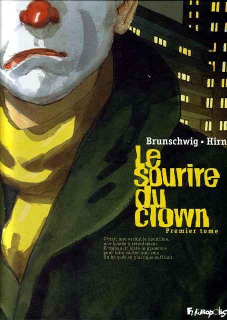 Le sourire du clown[PDF][BDFr]