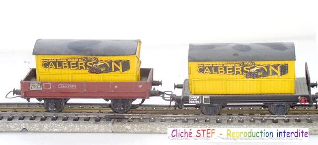 Wagons plats 2 ess maquette et semi maquette chargés par ordre alphabetique 120414075214878979718718