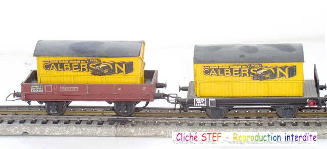 VB essieux semi maquette 2 cadres Calberson P1011062