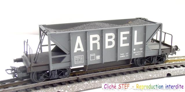 Wagons trémie à bogies maquette 120414075754878979718786