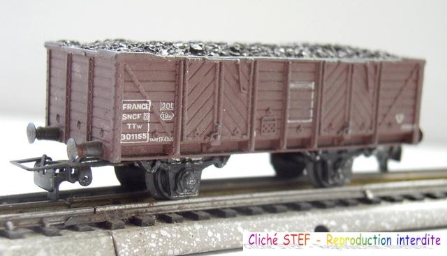 Wagons tombereau 2 essieux zamak 120414080743878979718886