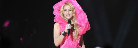 1204151105231432129720668 Soirée spéciale Shakira sur NRJ Hits !
