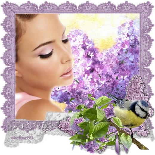 Obeline80 - Au jardin de mon pere les lilas sont fleuris ...