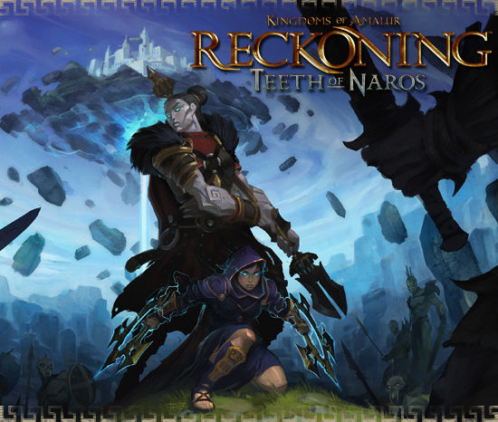 Kingdoms of Amalur: Reckoning Poster
