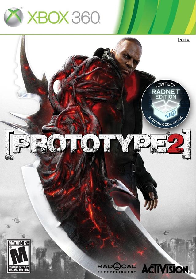 Prototype 2 Poster
