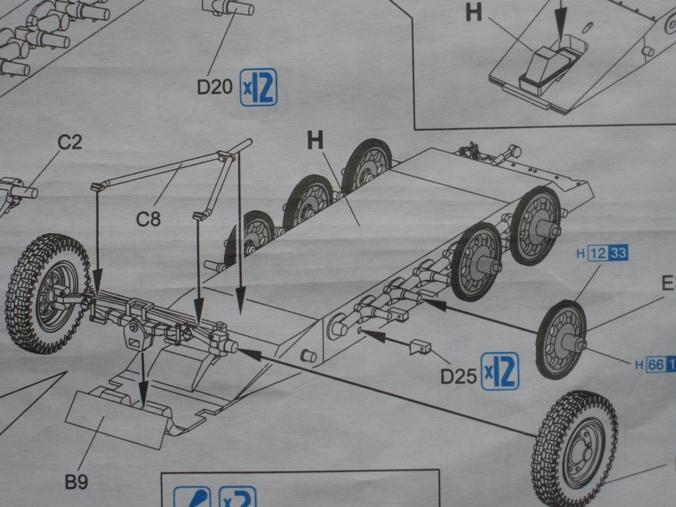 sd kfz 251/1 ausf D Dragon 1/35 - Page 2 120424013632667019760606