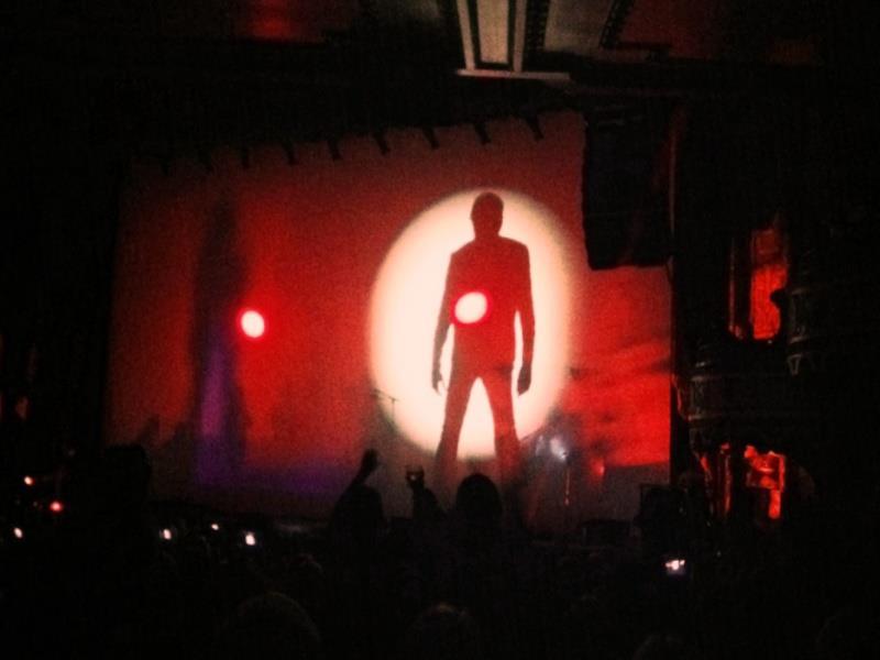 "Set list ""TOUR 2012"" JOHNNY HALLYDAY 24/04/2012 Orpheum Theatre (Los Angeles) 1204251144401423619764585"