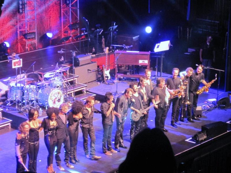 "Set list ""TOUR 2012"" JOHNNY HALLYDAY 24/04/2012 Orpheum Theatre (Los Angeles) 1204260639531423619768906"