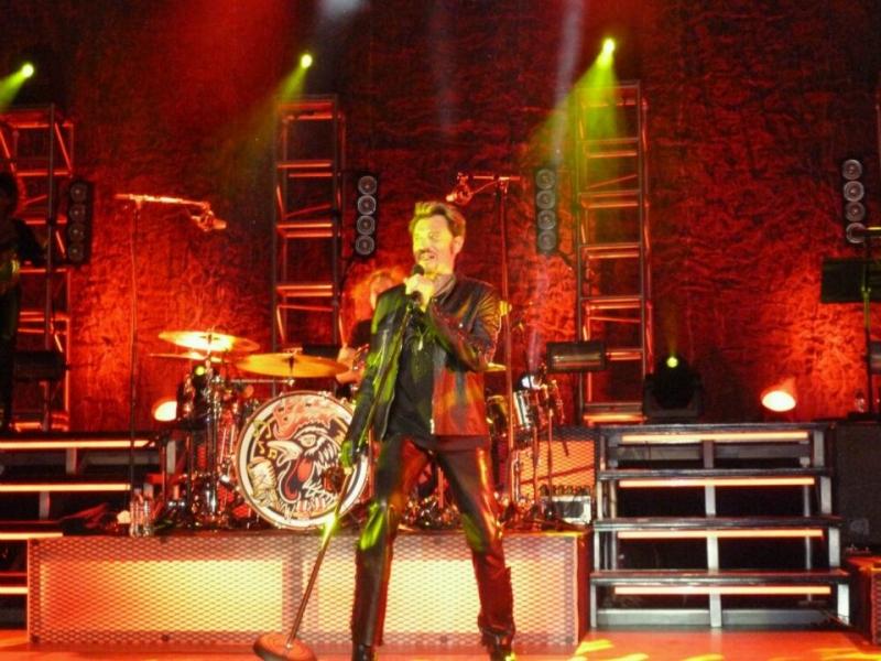 "Set list ""TOUR 2012"" JOHNNY HALLYDAY 24/04/2012 Orpheum Theatre (Los Angeles) 1204261136421423619769393"