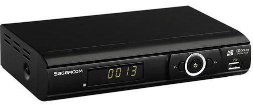 Sagemcom DT83HD un enregistreur TNT HD qui peut mieux faire